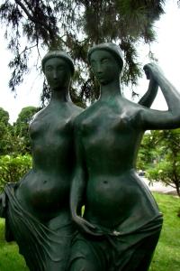 3 Ceschiatti  Jardim das esculturas 125