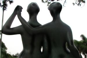 B Ceschiatti Jardim das esculturas 083