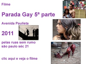 Parada Gay 2011 parte 5
