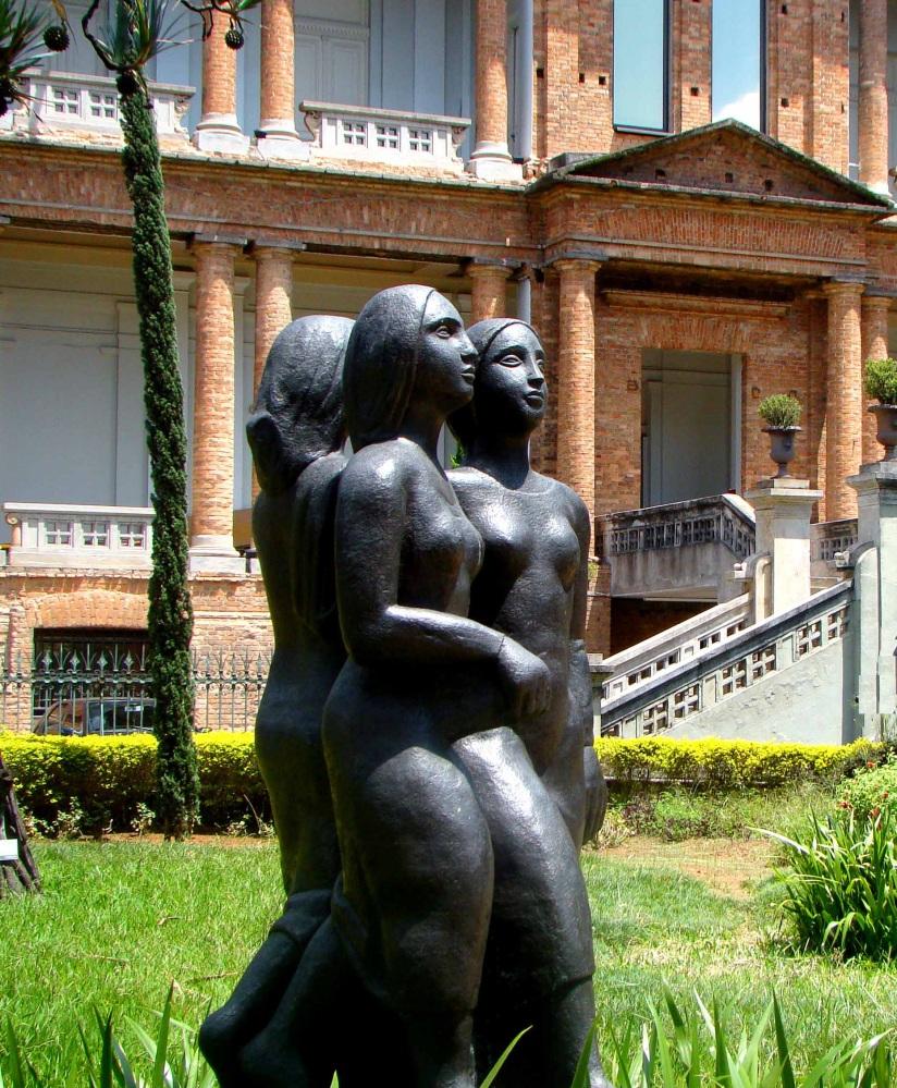 Àlbum Jardim da Luz_ esculturas_ Sonia Ebling-Lazar Segall-Elisa Bracher Fotos (4/6)